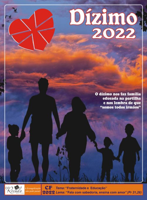 Calendário Dízimo 2022
