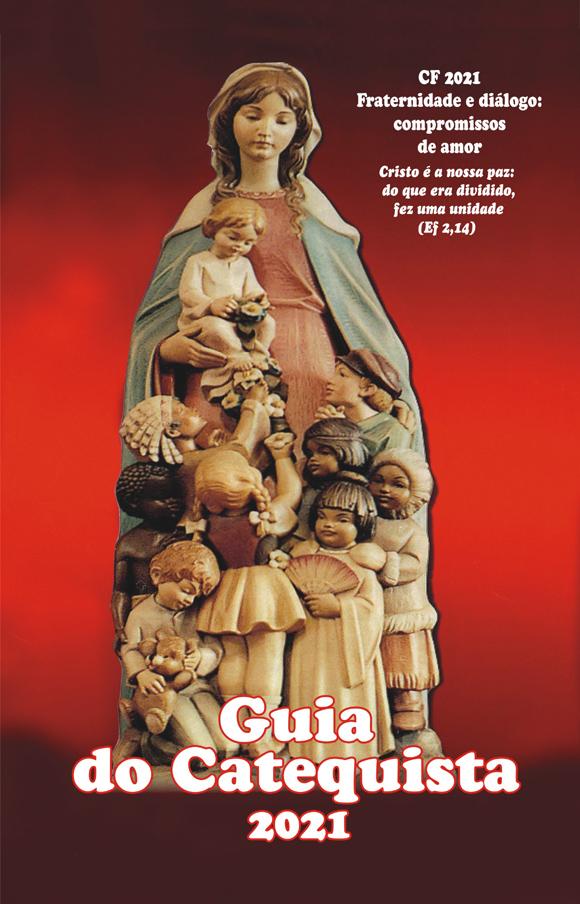 Agenda guia do catequista 2021