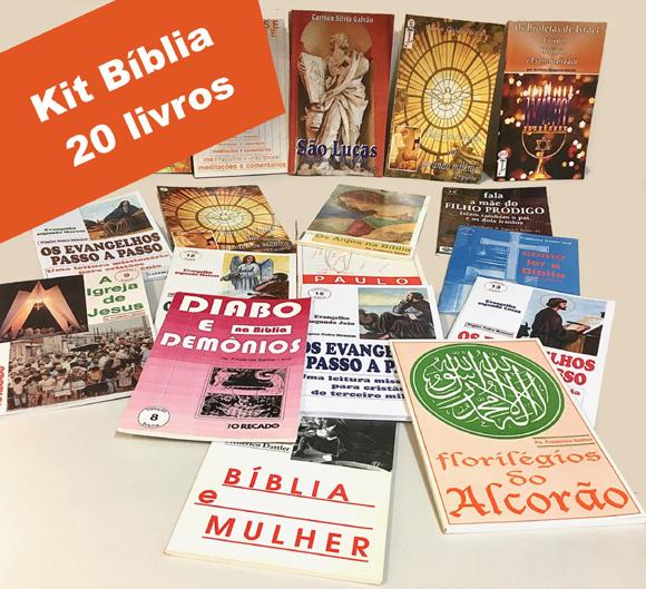 biblia livros