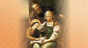 São Joaquim e Sant'Ana, padroeiros dos avós